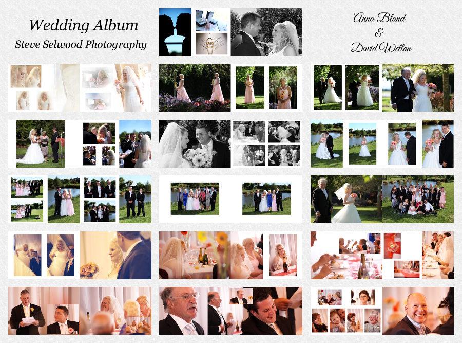 Anna Davids Wedding Album
